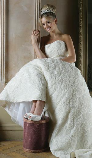 Chaussures de mariage originales