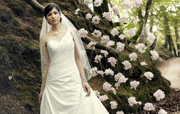 Les styles de robes de mariée