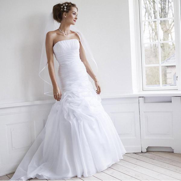 Robe de mariée blanche Anae