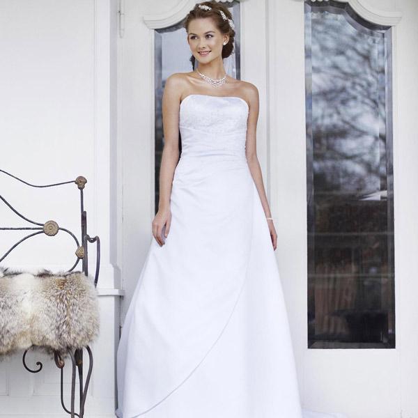 Robe de mariage blanche Louisa