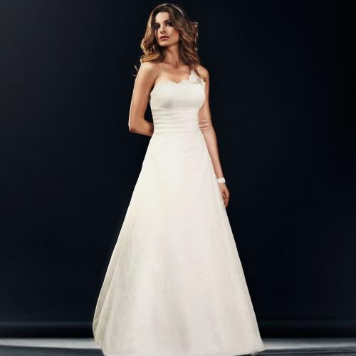 Robe mariage dentelle Aude