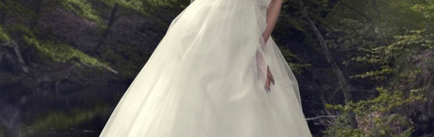 Robe de mariée princesse Vanessa