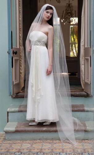 Voile de mariée Raindrop