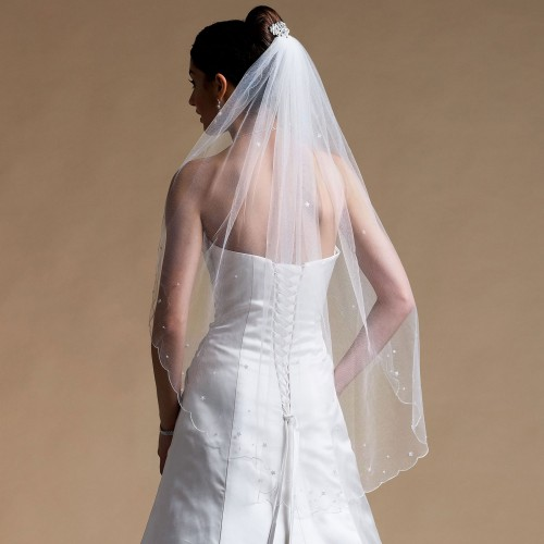 Voile de mariée Alissa