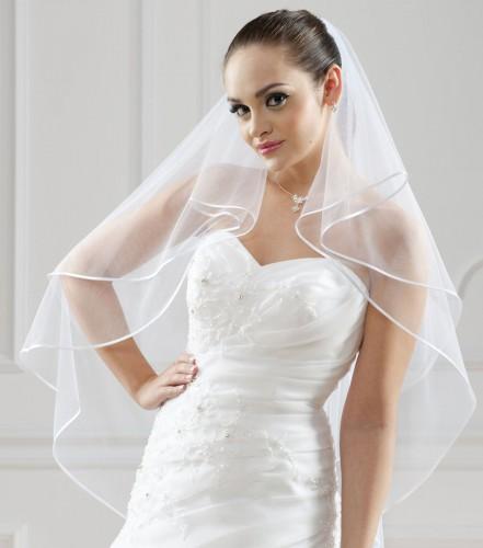 Voile mariée Agnese