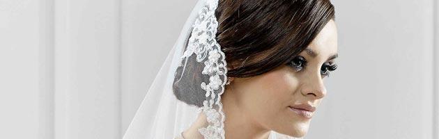 voiles mariage dentelle