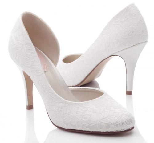 chaussures mariage à talon haut