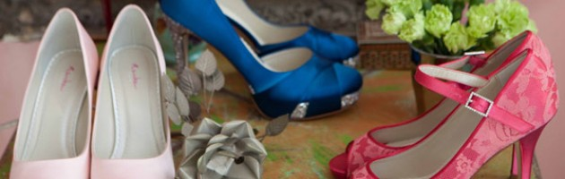couleurs chaussures mariage