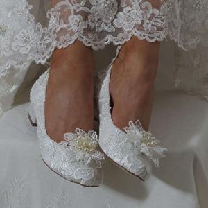 Chaussures mariée Fern