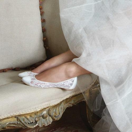 ballerines mariée Sweetie