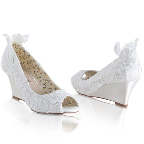 chaussure mariage flora perfect