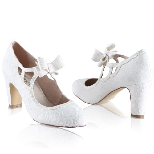 chaussure mariage Mandy perfect