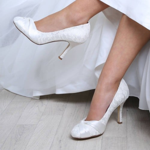 chaussures mariage Lily