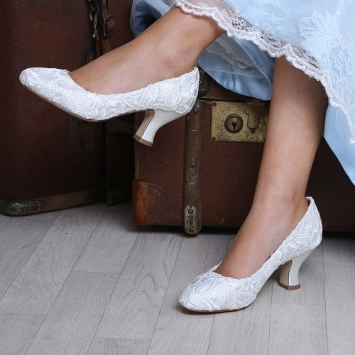Chaussures mariage Mable