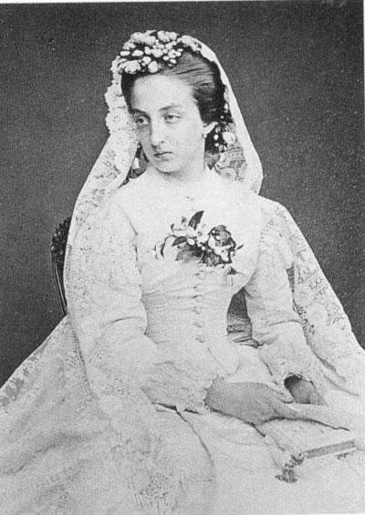 robe mariage comtesse paris