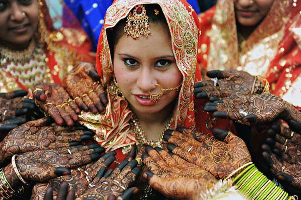 Bien-aimée La robe de mariée dans le monde #NL_41