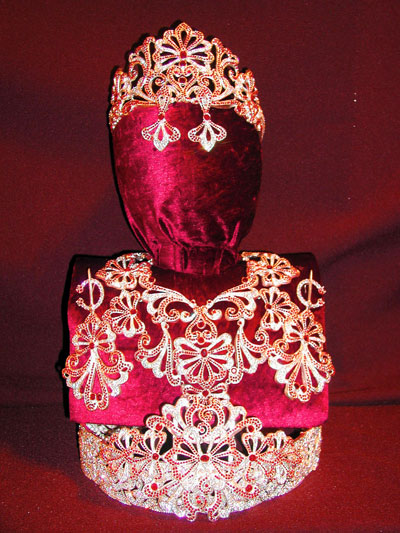 bijoux mariage magrheb