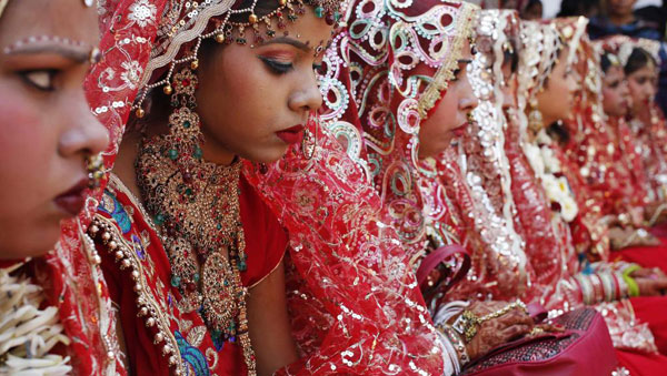 mariage traditionnel Inde