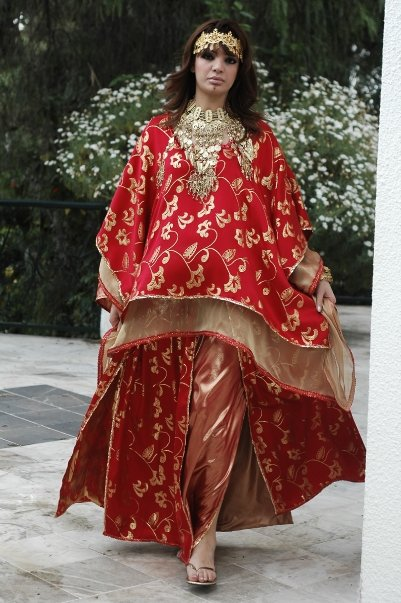 robe mariage binouar
