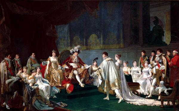 robe mariée Aurélie de Bavière