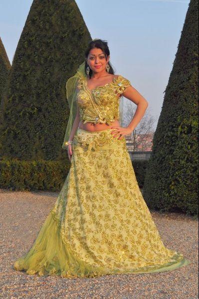 robe mariage Kabyle