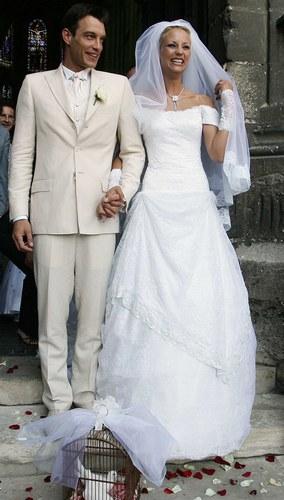 robe mariée elodie gossuin