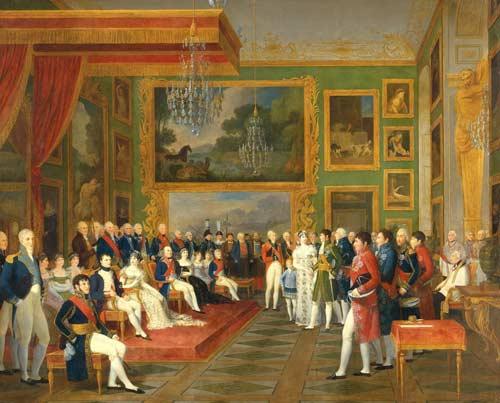 Robe mariée empire Napoléon