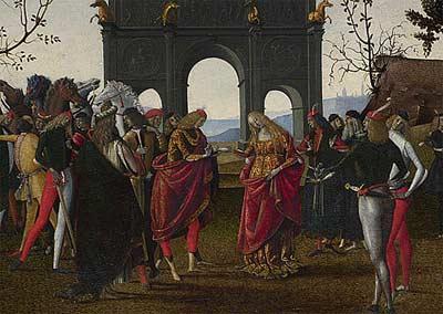 robe mariée Moyen-Age