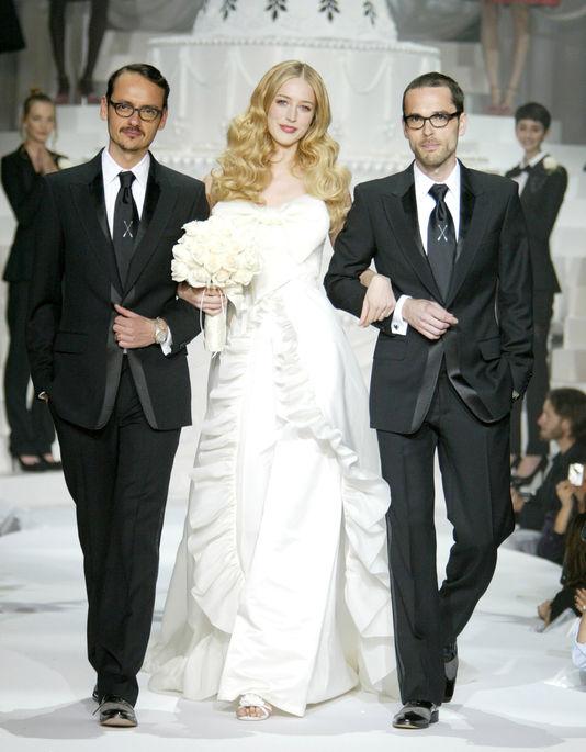 robe mariage H&M