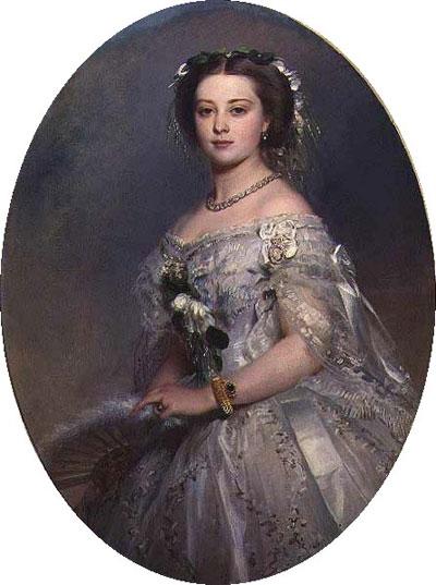 robe mariée reine Victoria