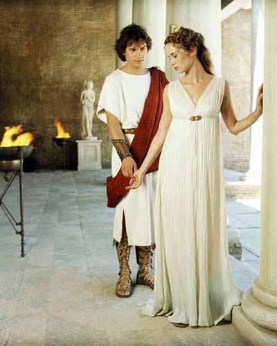 robe mariée Rome antique