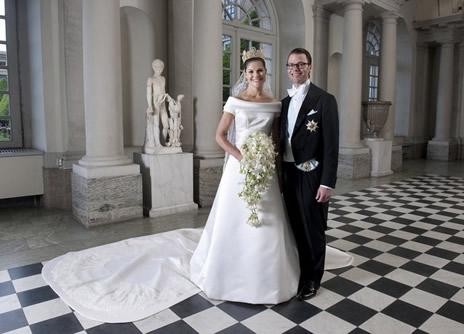 Robe mariage princesse de monaco