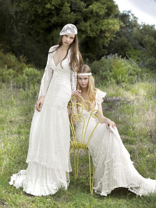 Favori L'histoire de la robe de mariée XP45
