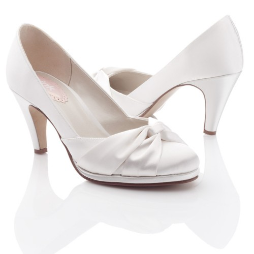 chaussures mari e talon 7 cm ivy instant pr cieux. Black Bedroom Furniture Sets. Home Design Ideas