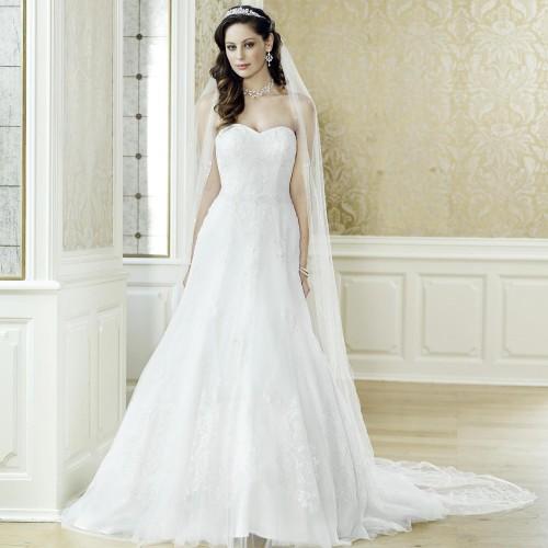 robe de mari e princesse dentelle et perles cl mence