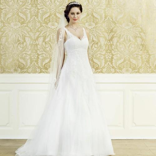 Robe empire pour mariage