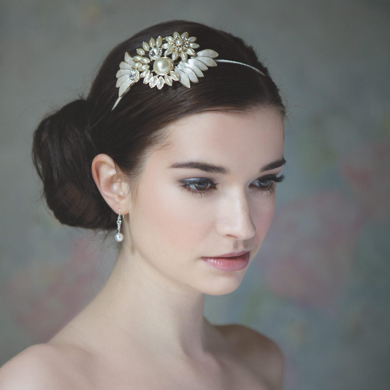 accessoires cheveux mariage - Accessoir Cheveux Mariage