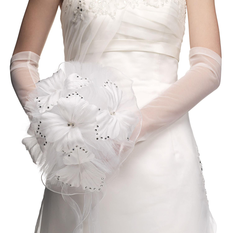 Bouquets de fleurs de mariage artificiel