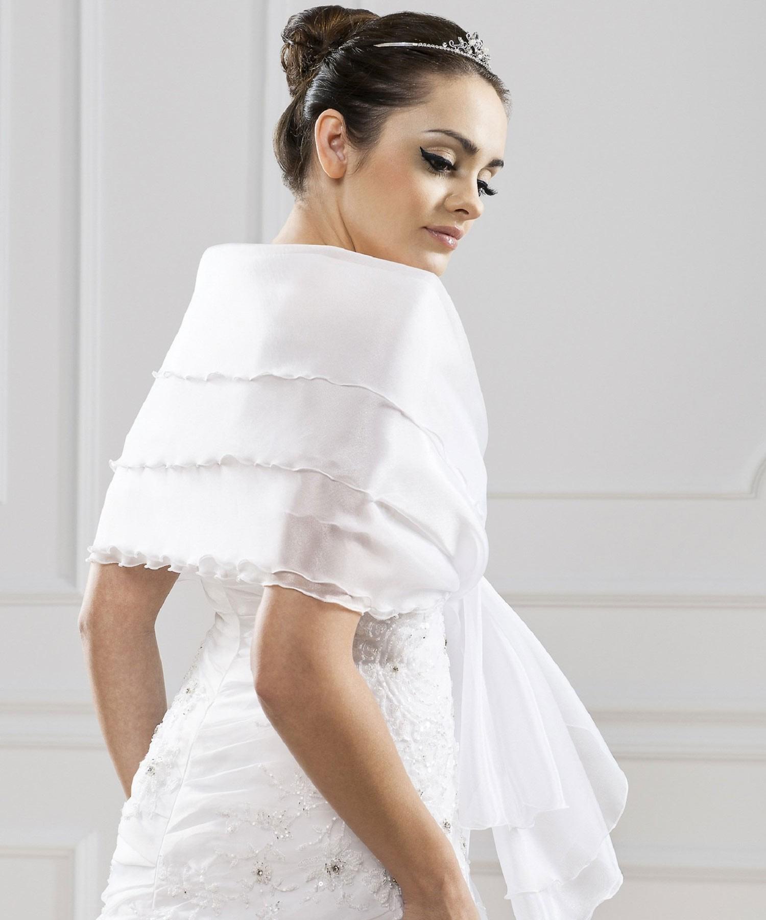 size 40 best authentic best service Châle mariage Tana