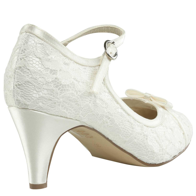 chaussures vintage femme mariage. Black Bedroom Furniture Sets. Home Design Ideas