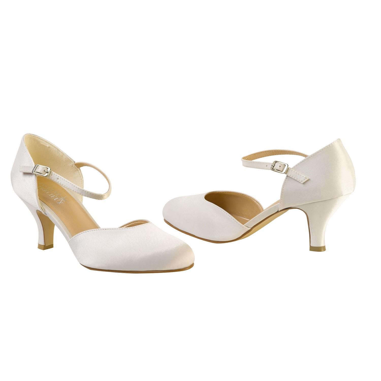 chaussure mariage ivoire bride cheville vanessa. Black Bedroom Furniture Sets. Home Design Ideas