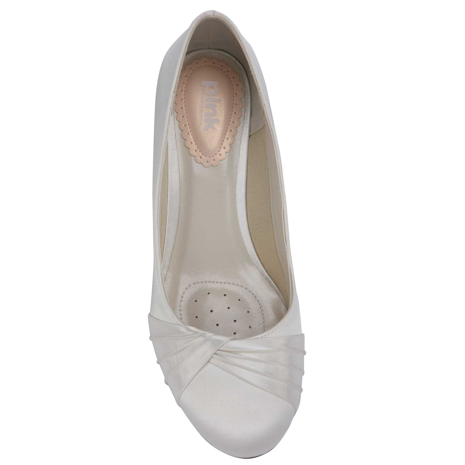 chaussures mariage gleam chaussures mariage talon compens - Chaussure Mariage Compense