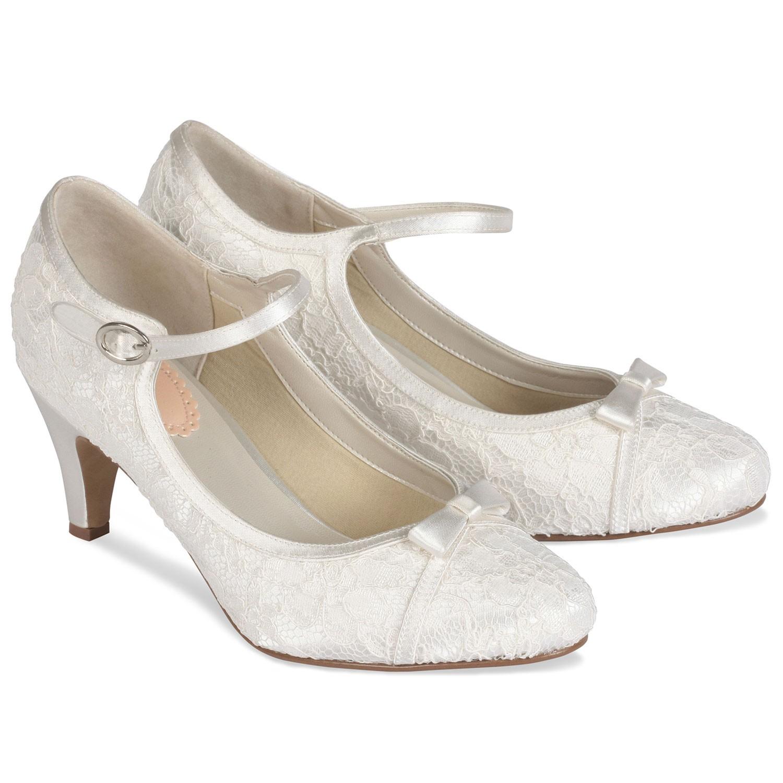 Chaussures de mariage dentelle cupcake instant pr cieux for Femmes chaussures de mariage noir mariage
