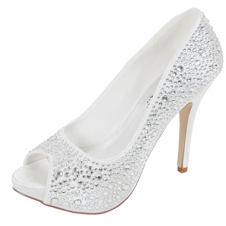 chaussures de marie sarah - Chaussure Compense Mariage