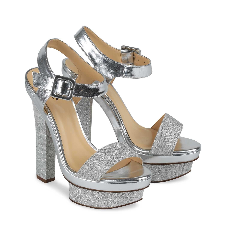nouveau concept eaead 1fb04 Chaussures soirée talon très haut Layla
