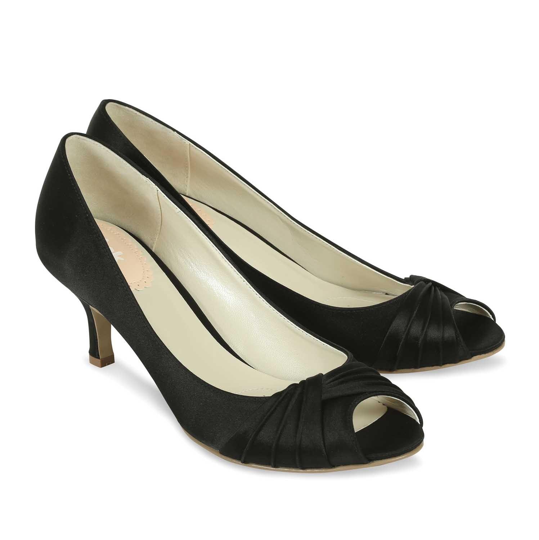 chaussure soiree talon 5 cm. Black Bedroom Furniture Sets. Home Design Ideas