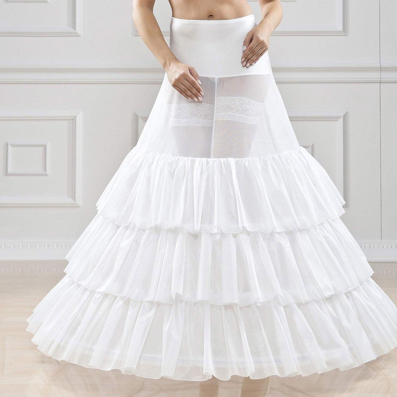 jupon mariage aurora 3 cerceaux circ 370cm - Jupon Mariage 1 Cerceau Pas Cher