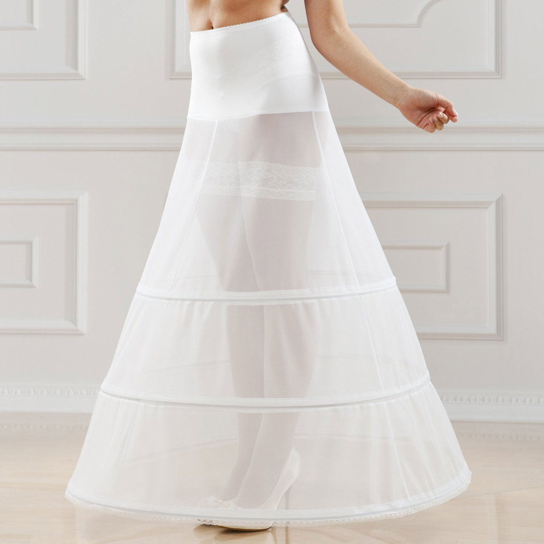 jupon mariage vitalia 3 cerceaux circ 270cm - Jupon Mariage 3 Cerceaux