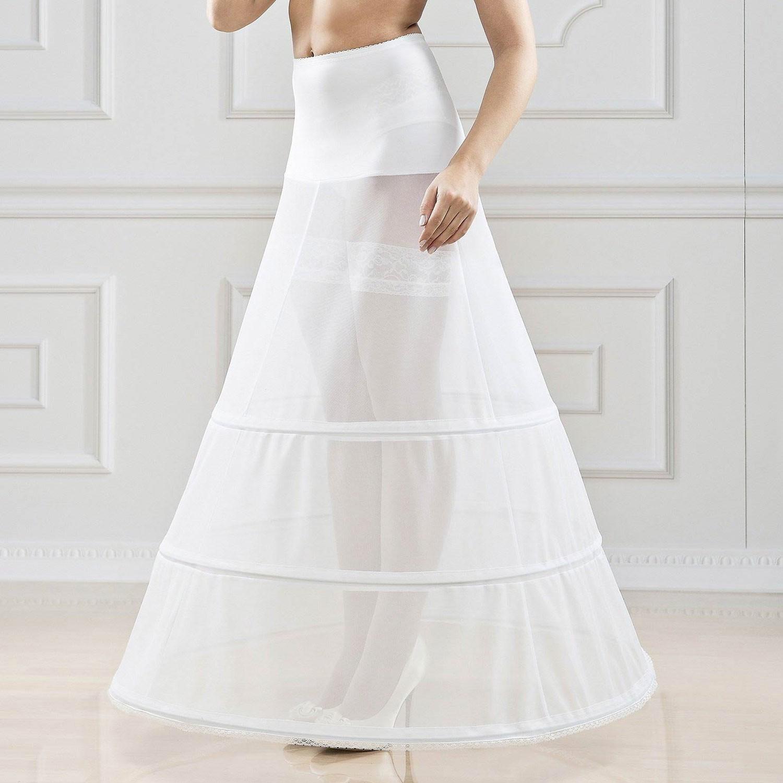jupon mariage vitalia 3 cerceaux circ 320cm - Jupon Mariage 3 Cerceaux
