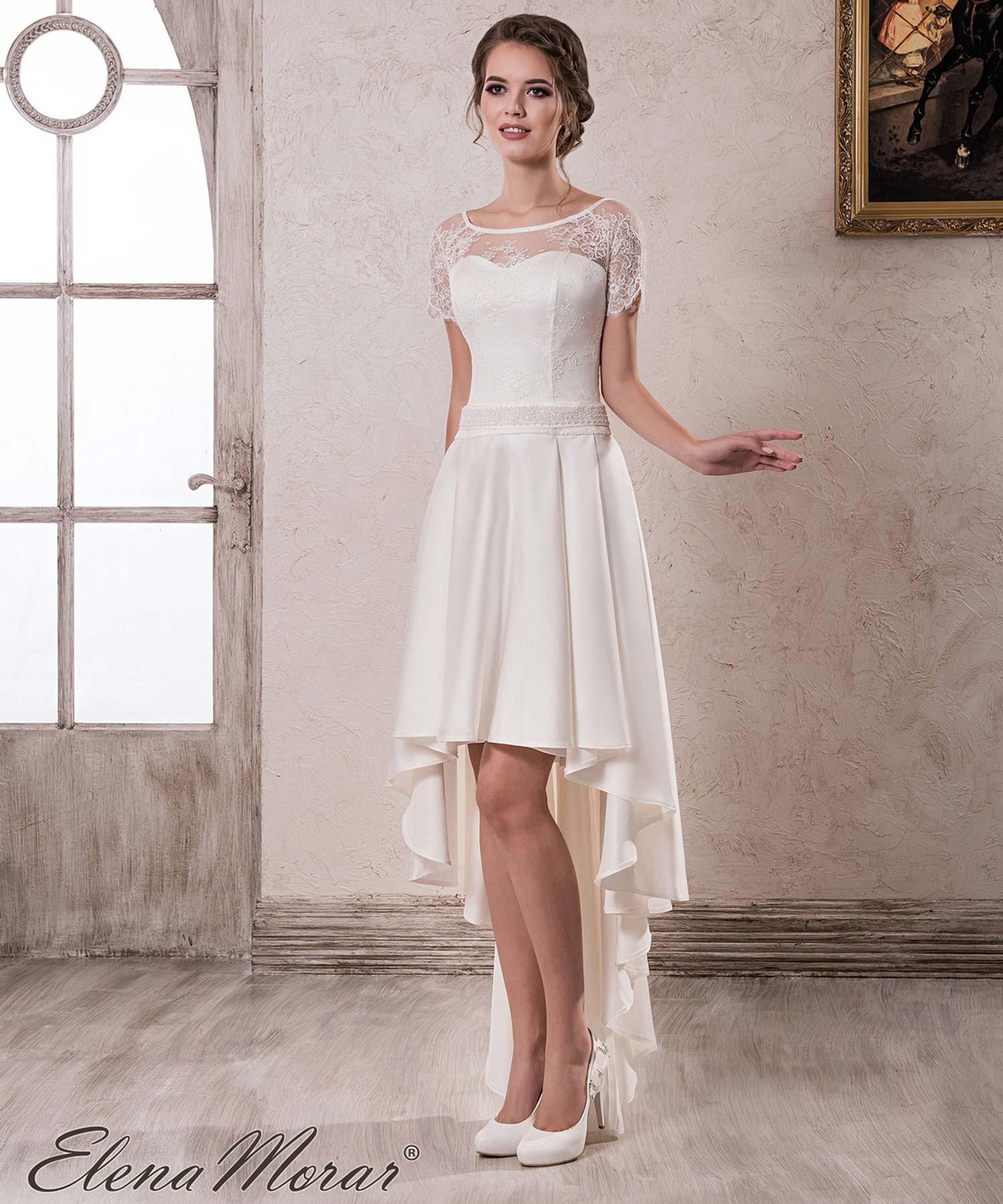 Robe de mariée courte Achat Vente Robe de mariée courte